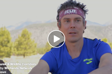 Scott Jurek & Wildlife Corridors VIDEO